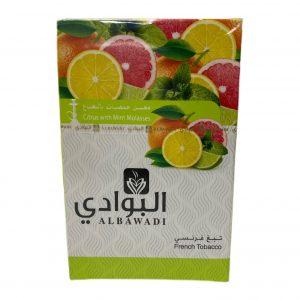 אשכוליות – לימון – תפוז ונענע