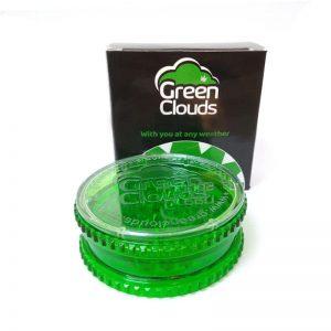 GREEN CLOUDS